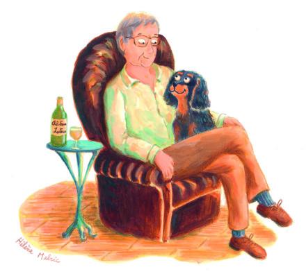 Portrait des maîtres.ses et de leurs animaux n°3
